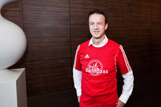 Fredi Bobic, Sportvorstand Eintracht Frankfurt