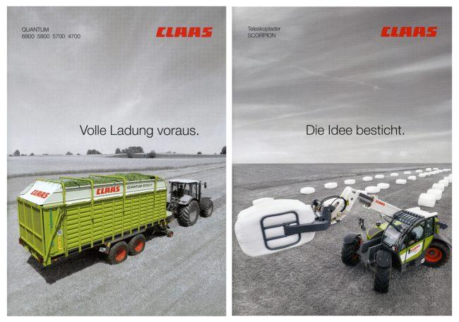 Claas / KÖHLER KOMMUNIKATION