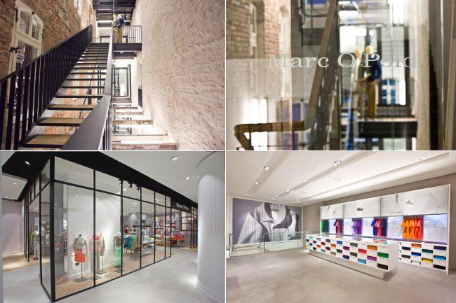 Store / Interieur